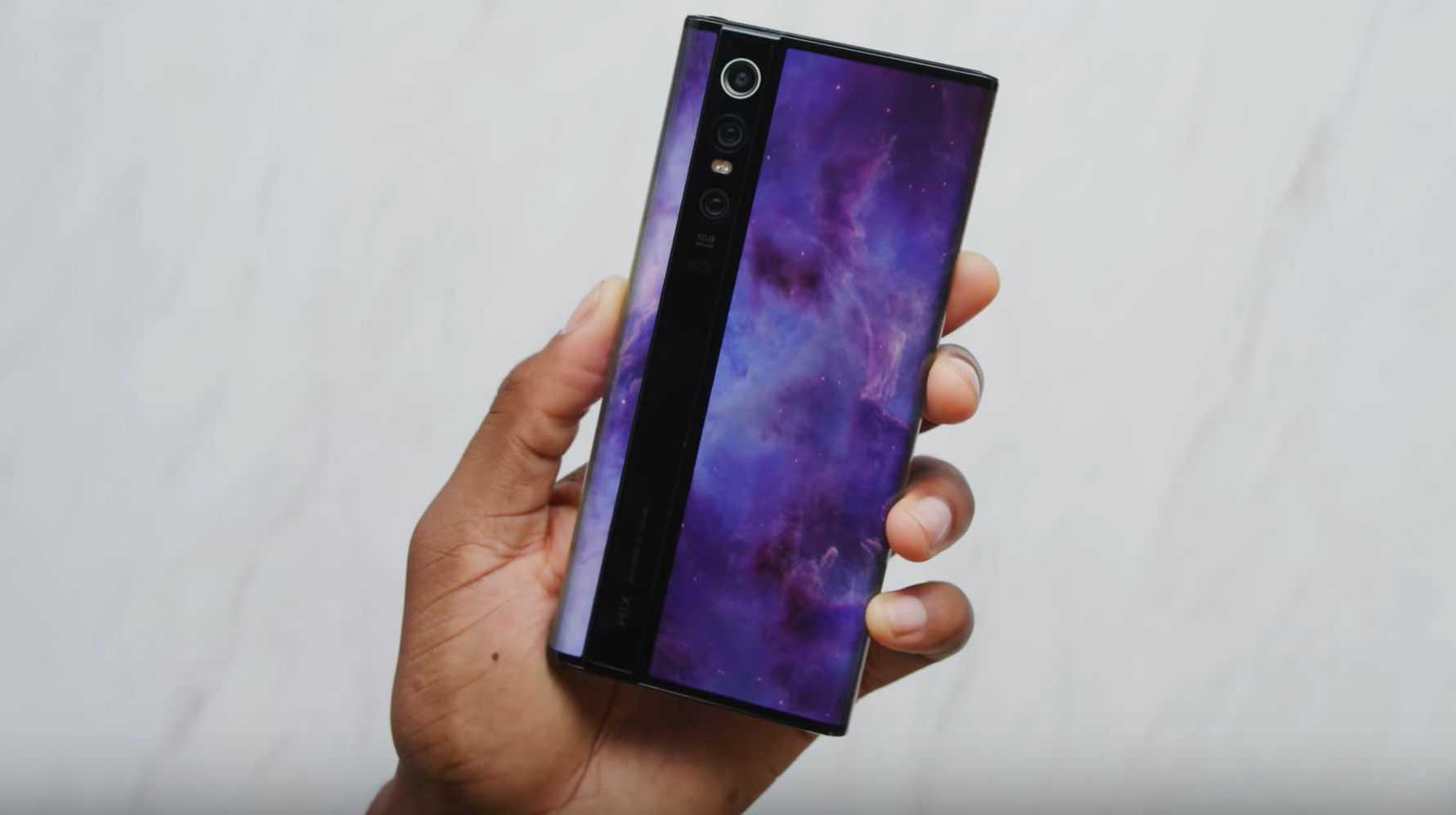 Xiaomi готовит смартфон скамерой 108 мп