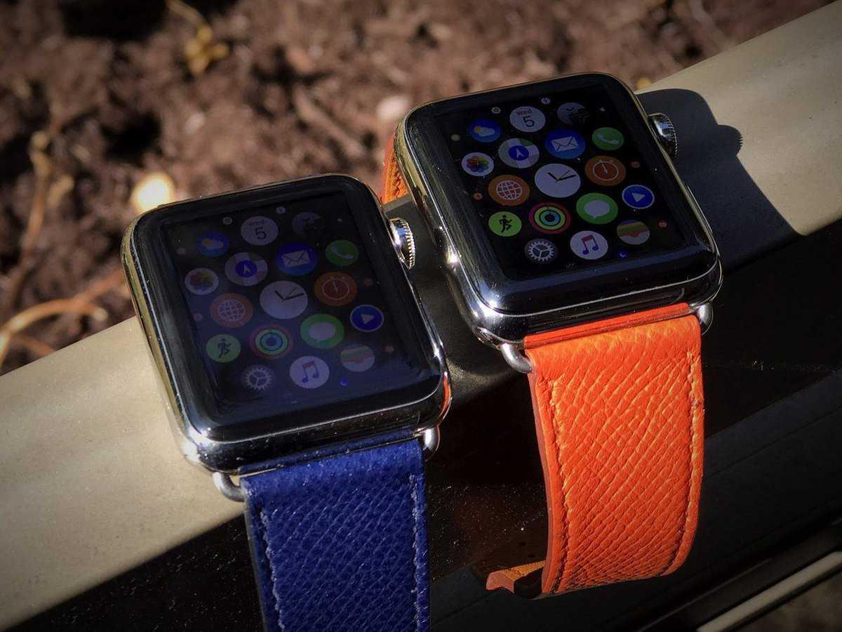 Первые дни с apple watch series 6