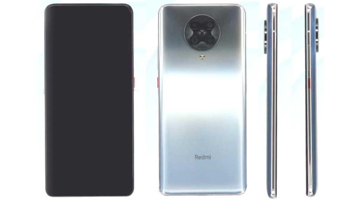 Смартфон xiaomi redmi k30 ultra 8/128gb