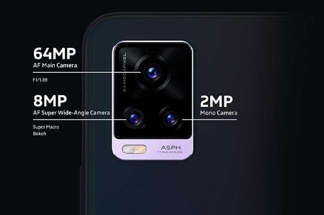 За несколько дней до официальной презентации смартфона Vivo Z6 5G известный китайский производитель решил анонсировать его характеристики Точнее сведения о