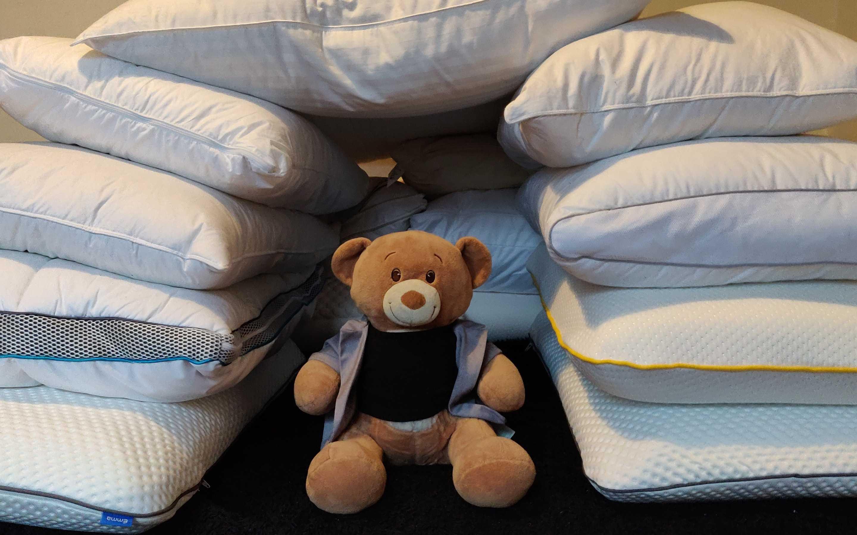 Размеры ортопедических подушек. как правильно подобрать ортопедическую подушку по размеру и высоте