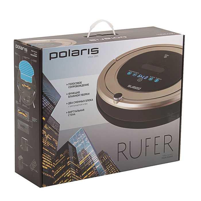 Обзор робота-пылесоса polaris pvcr 0920wv. cтатьи, тесты, обзоры