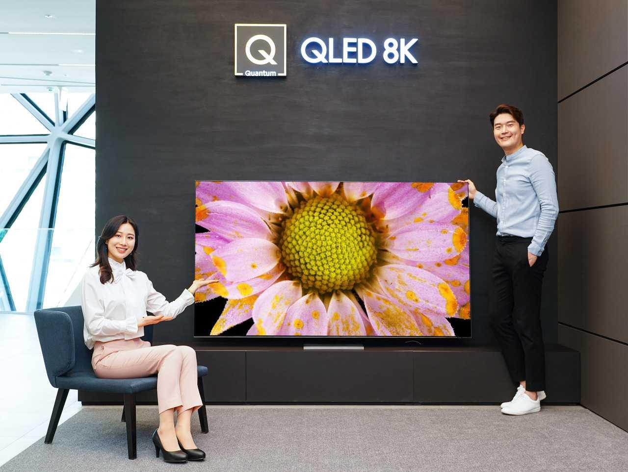 Телевизоры samsung qled 2020 отличия