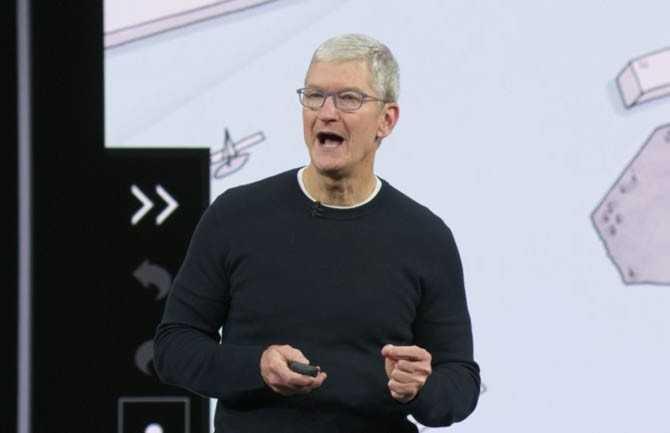 Китайские компании выгоняют с работы владельцев iphone - cnews