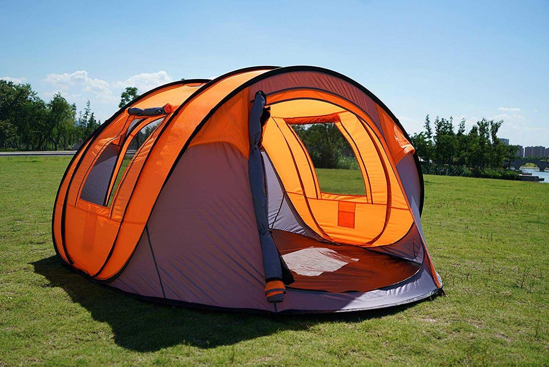 Как выбрать туристическую палатку для отдыха на природе