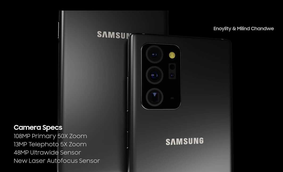 Samsung представил первую в мире 108-мегапиксельную матрицу для смартфонов / мобильные устройства / новости фототехники