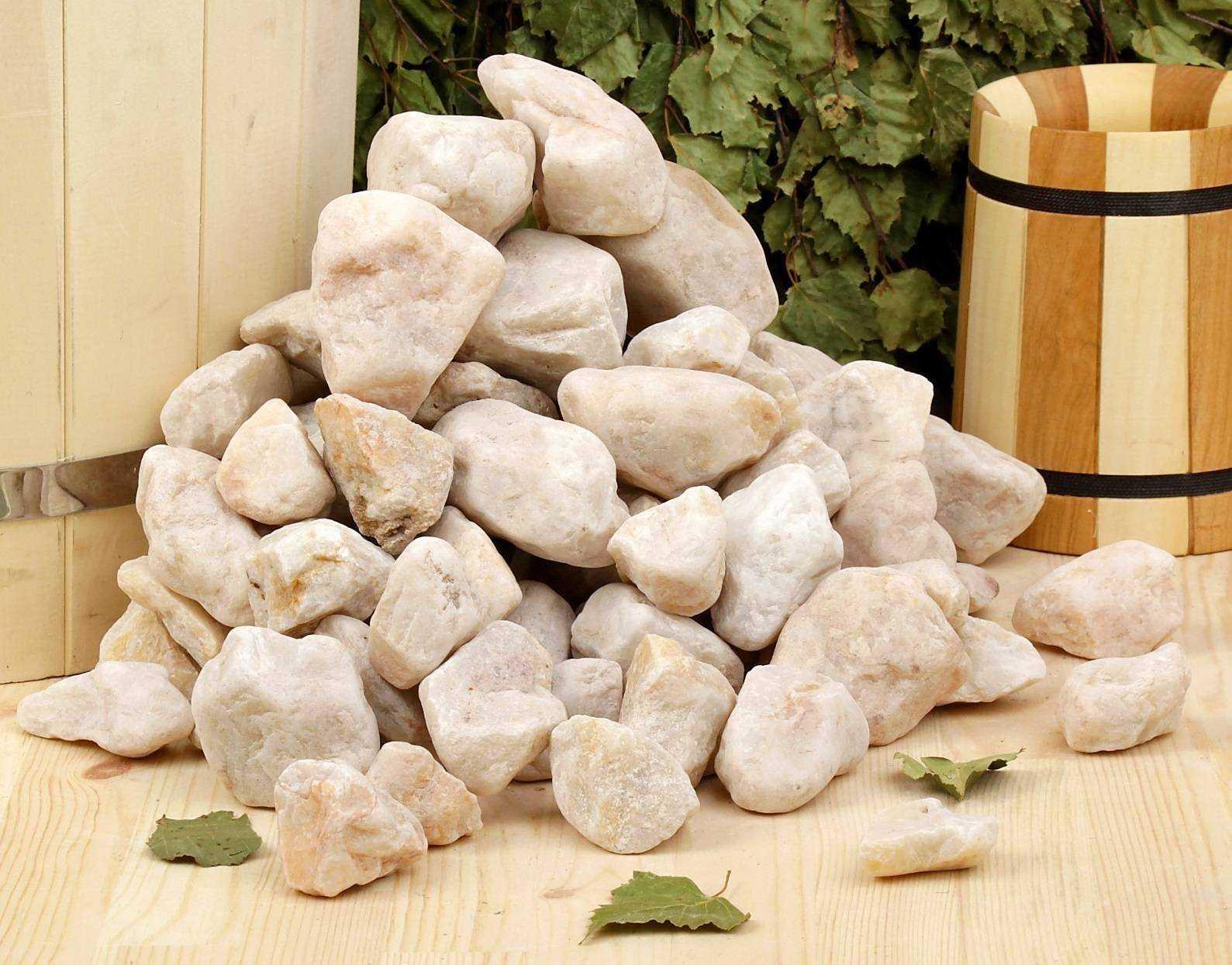 В статье представлена информация на счет выбора камней для обустройства бани Вы узнаете какие варианты являются лучшими