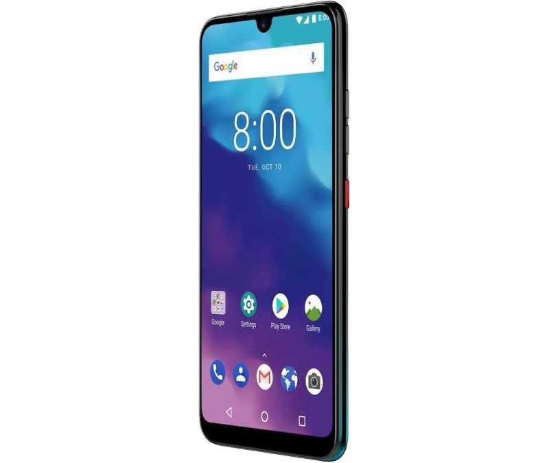 Топ-10 лучших смартфонов zte