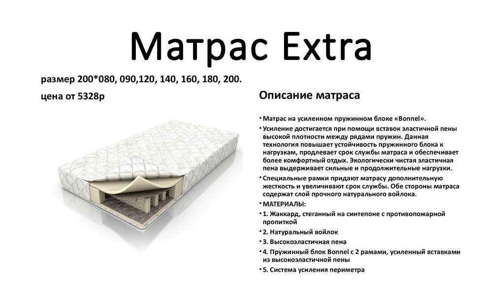 Как выбрать матрас для кровати: инструкция :: здоровье :: рбк стиль