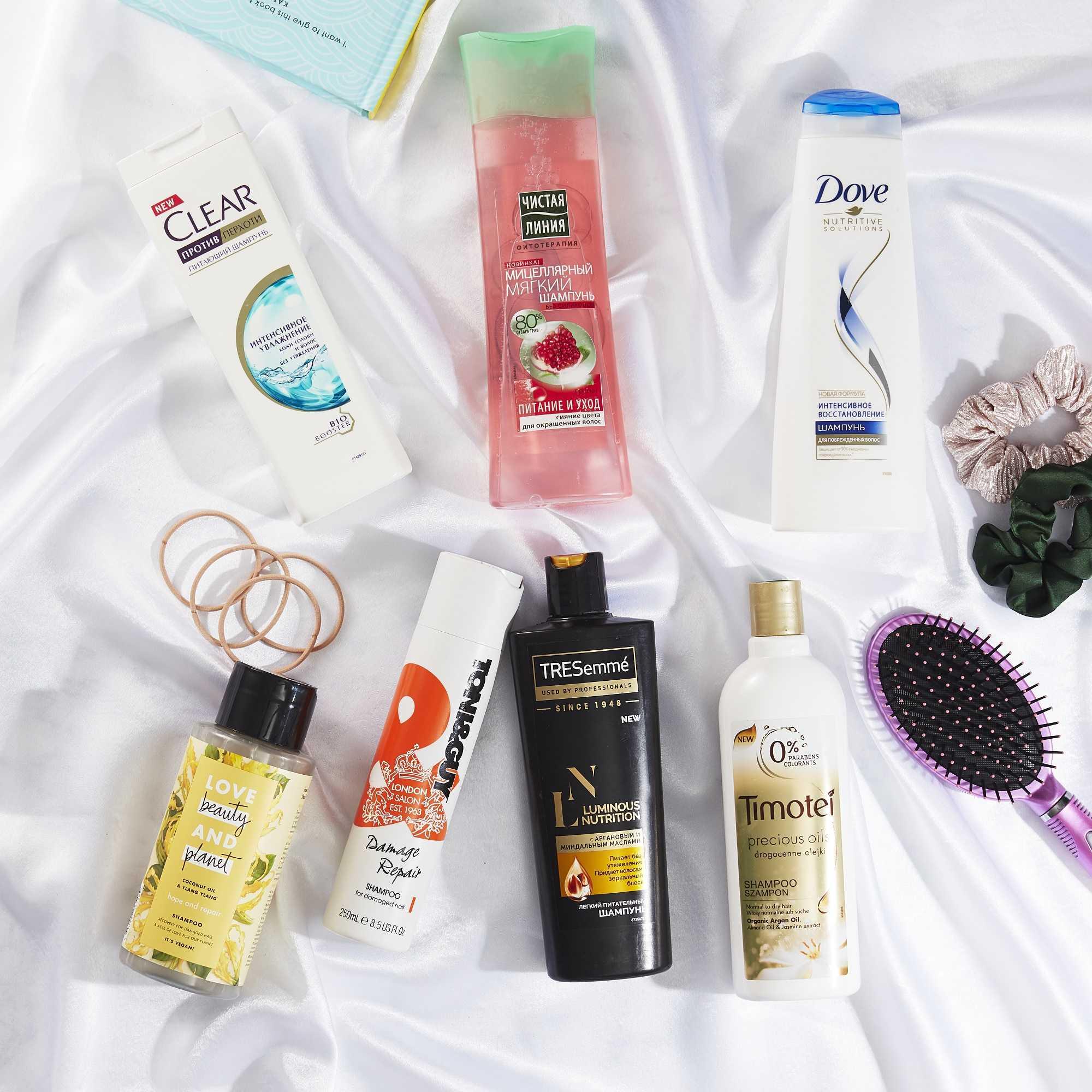 Как правильно подобрать шампунь для волос: топ, рекомендации эксперта | волосок
