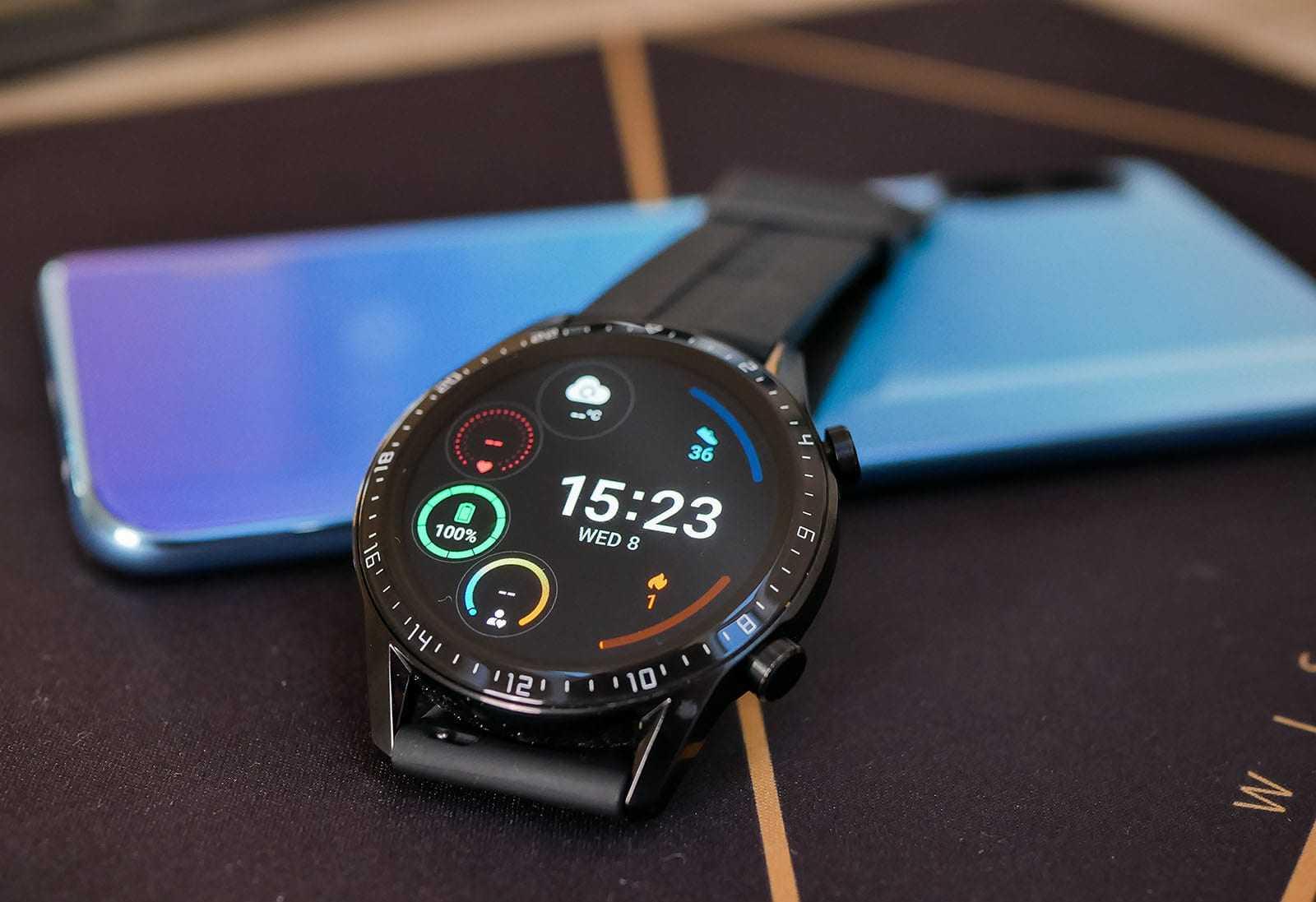 На прошлой неделе специалисты компании Huawei представили новые смарт-часы под названием Watch GT 2 Pro Теперь появились сведения на предмет того что модель выйдет в