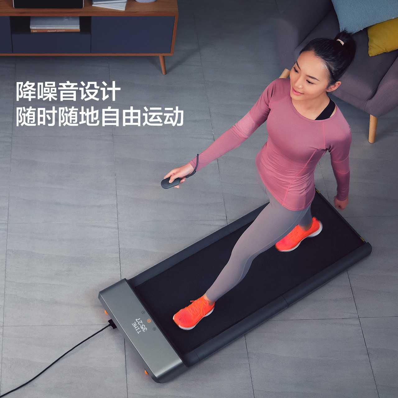 Беговая дорожка xiaomi walkingpad — умный тренажер от ксиоми
