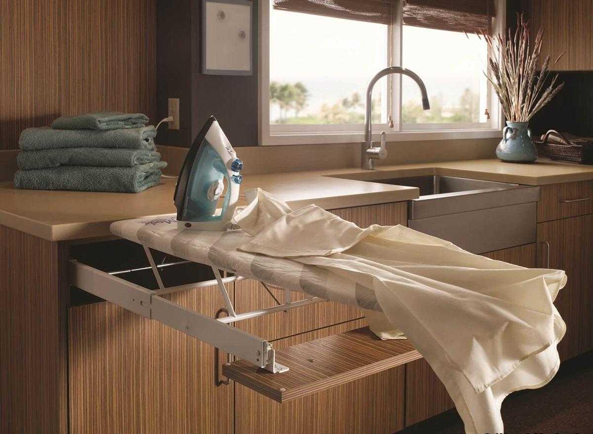 Как выбрать гладильную доску для дома? советы экспертов