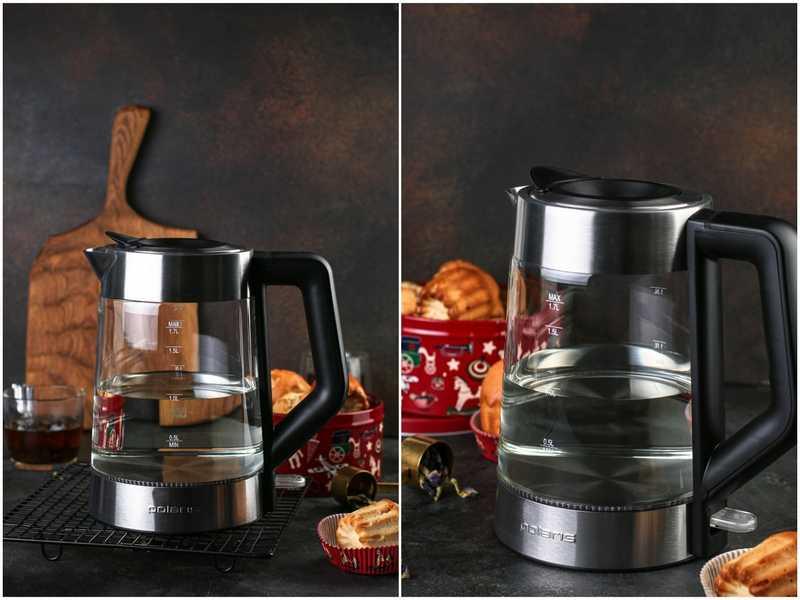 Брать или нет: тест чайника polaris pwk 1702cgl с особой крышкой