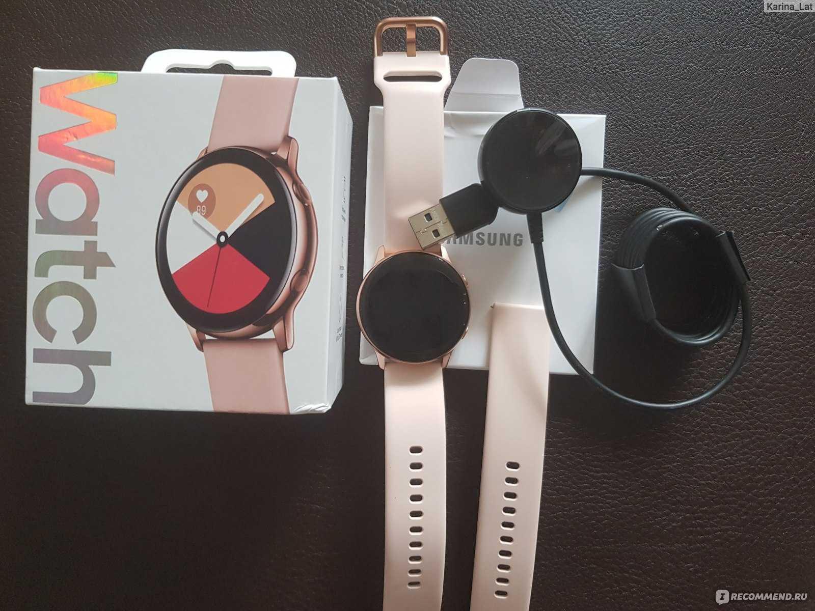 Обзор samsung galaxy watch active 2: идеальные смарт-часы для андроид