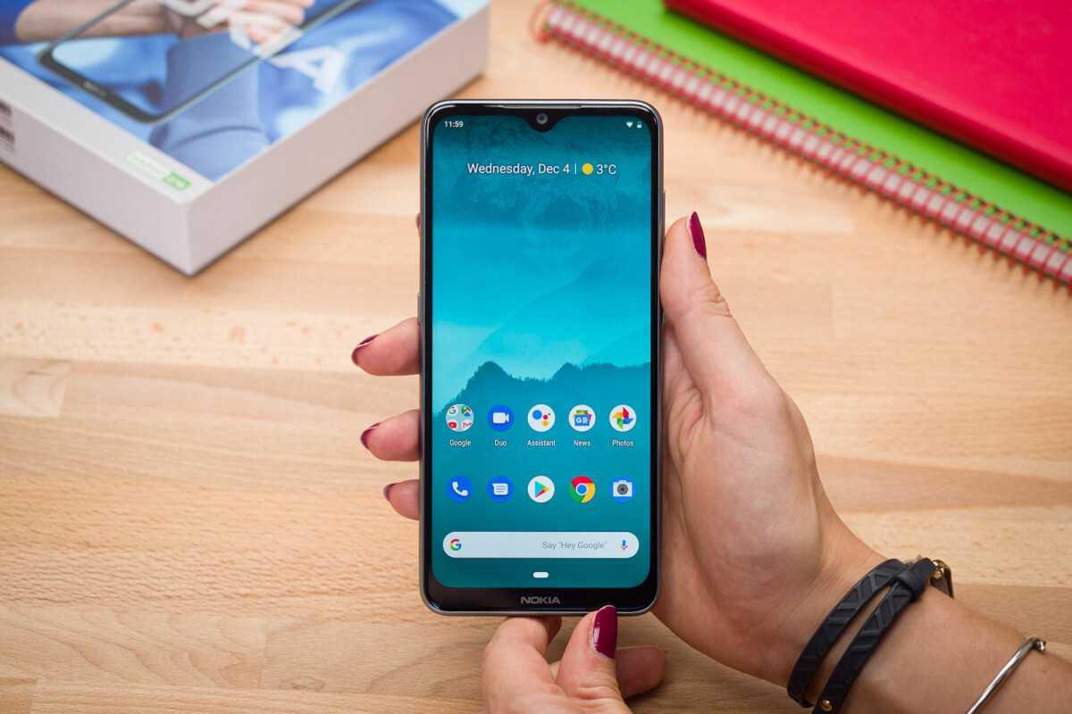 В первом квартире 2021 года стало известно что HMD Globalактивно готовится к презентации смартфона Nokia 62 Эта модель заинтересовала многих пользователей отверстием