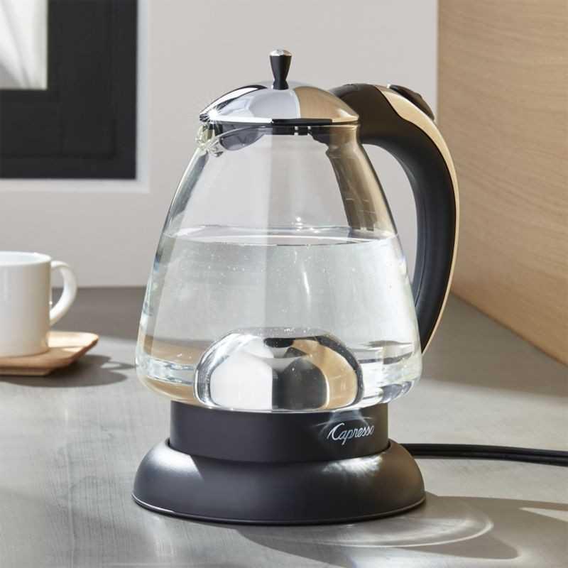 Как выбрать электрический чайник: советы от экспертов