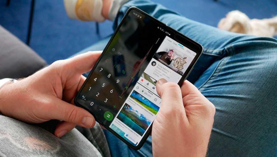 В россии начинаются продажи складного смартфона samsung galaxy fold. ► последние новости