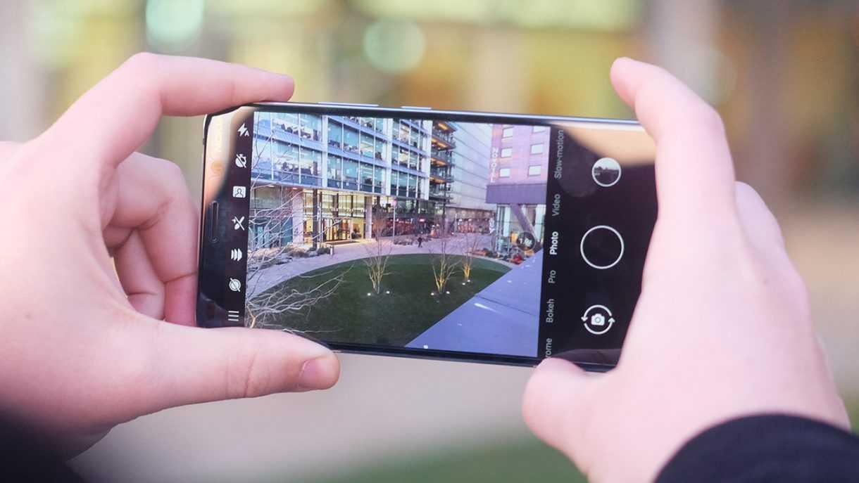 Самая лучшая камера на смартфоне 2020 - mofoto