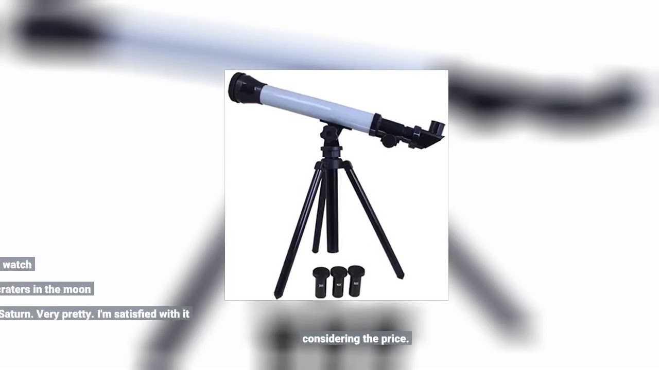 15 лучших телескопов