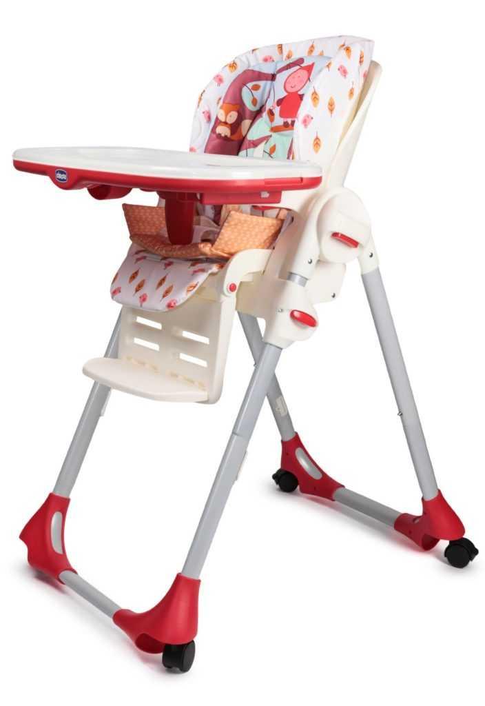 Какой стульчик для кормления лучше выбрать