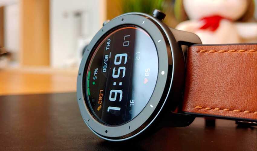 Удобны ли круглые умные часы? обзор xiaomi amazfit gtr