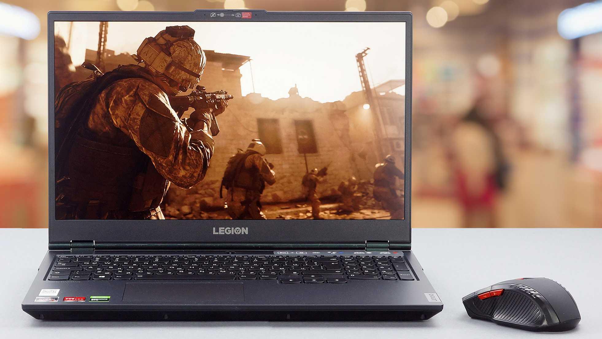 Обзор lenovo legion 5: эргономичный игровой ноутбук в строгом дизайне