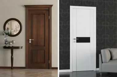 Какие межкомнатные двери лучше выбрать для квартиры по качеству и материалам, цене и производителю