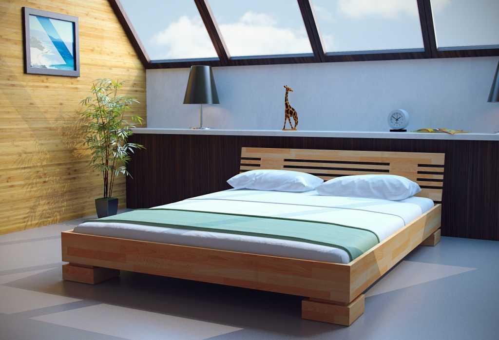 Какую кровать лучше выбрать в спальню: требования, критерии, оптимальный размер