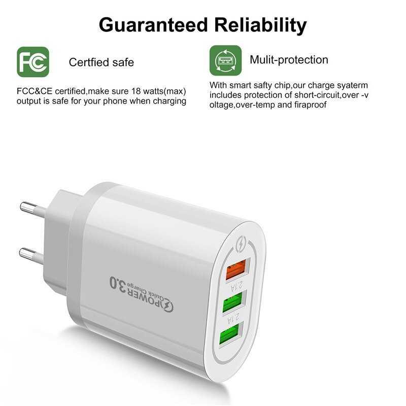 Быстрая зарядка xiaomi — технологии quick charge