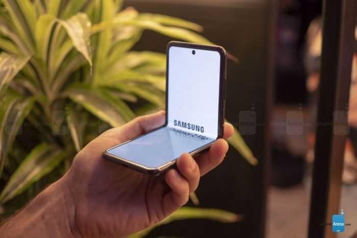Смартфон samsung galaxy z flip – дата выхода, обзор