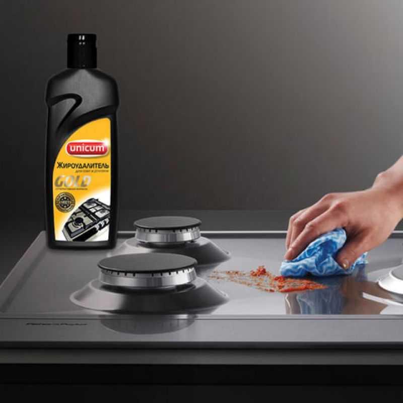 Чем чистить стеклокерамическую поверхность плиты: средства по уходу за панелью