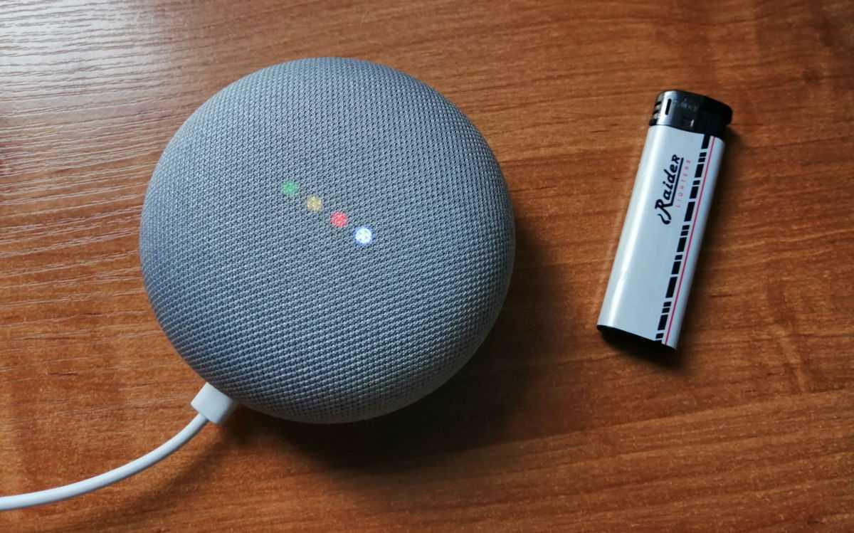 Google home mini — обзор уменьшенной версии умной колонки от google
