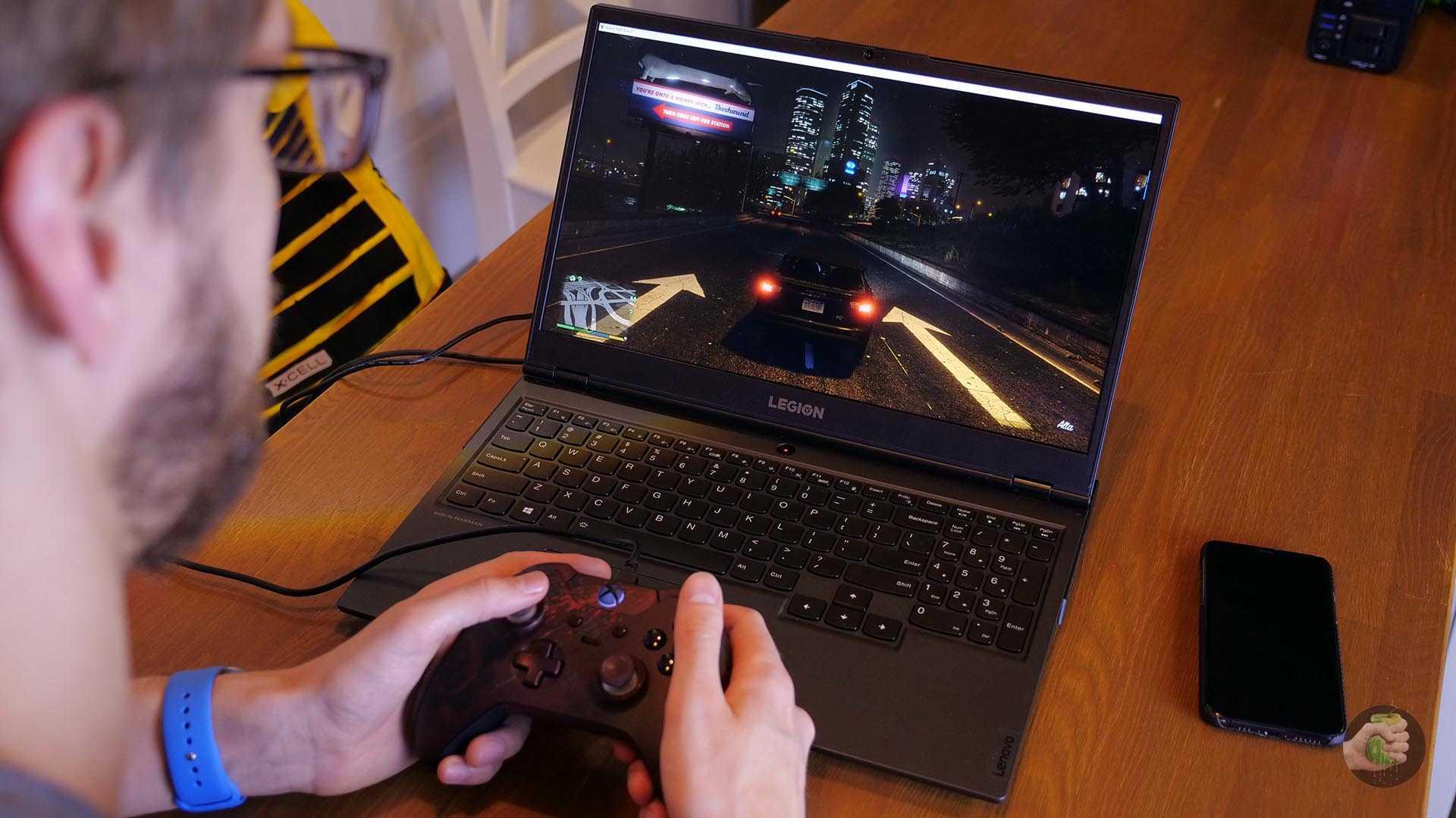 Обзор lenovo legion 7i: изучаем очень мощный ноутбук с 8-ядерным core i9-10980hk и geforce rtx 2080 super / ноутбуки и пк