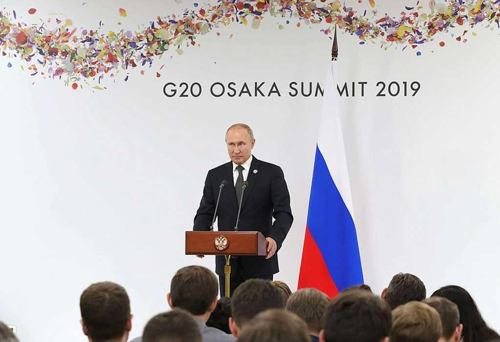 Главная встреча саммита g20: что обсудили путин итрамп