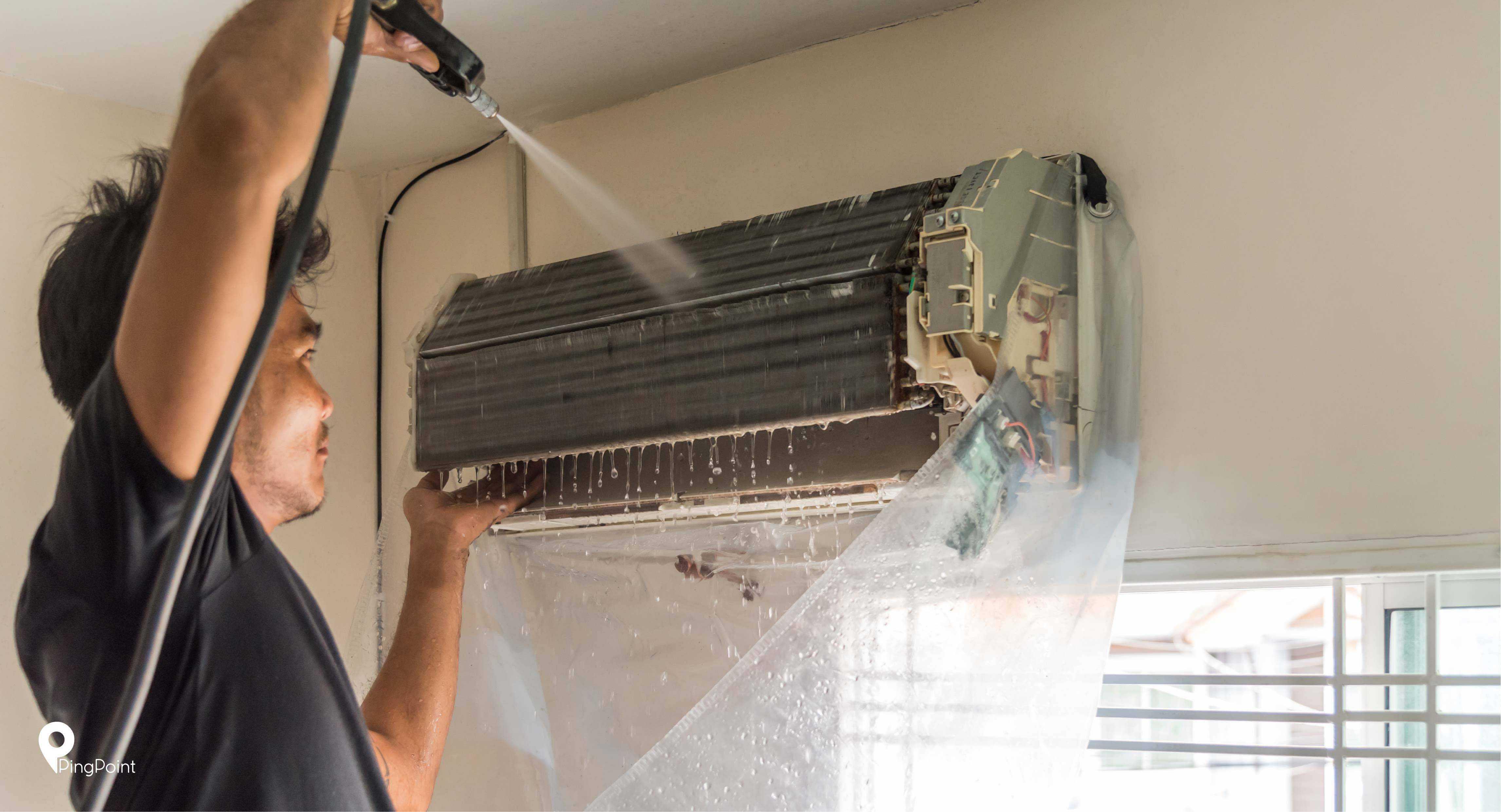 Чистка кондиционера в домашних условиях своими руками: лучшие средства для обработки системы кондиционирования