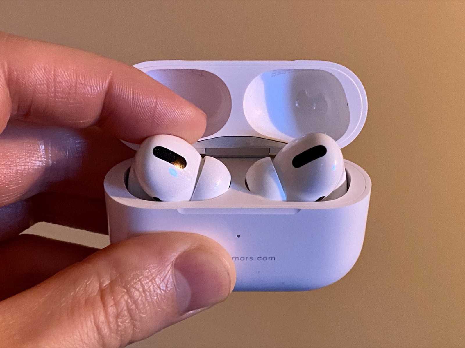 Если airpods 3 будут такими, как говорят, зачем нужны airpods pro?