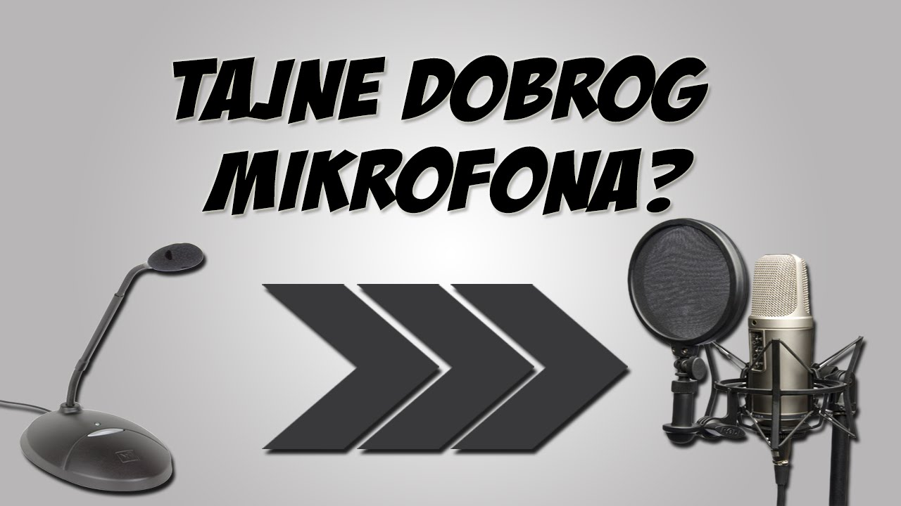 Лучшие микрофоны | рейтинг 2021