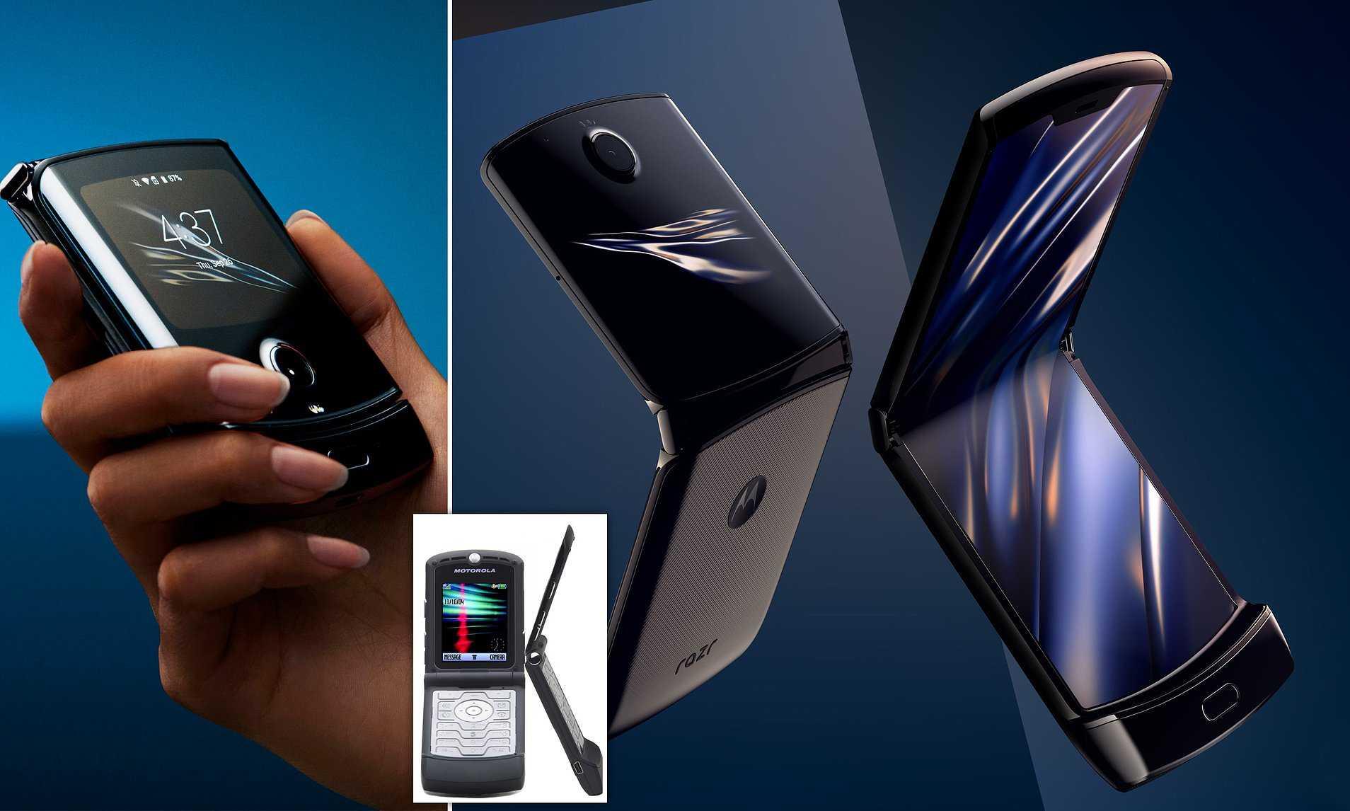 Первый взгляд на motorola razr: культовая раскладушка с гибким экраном. cтатьи, тесты, обзоры