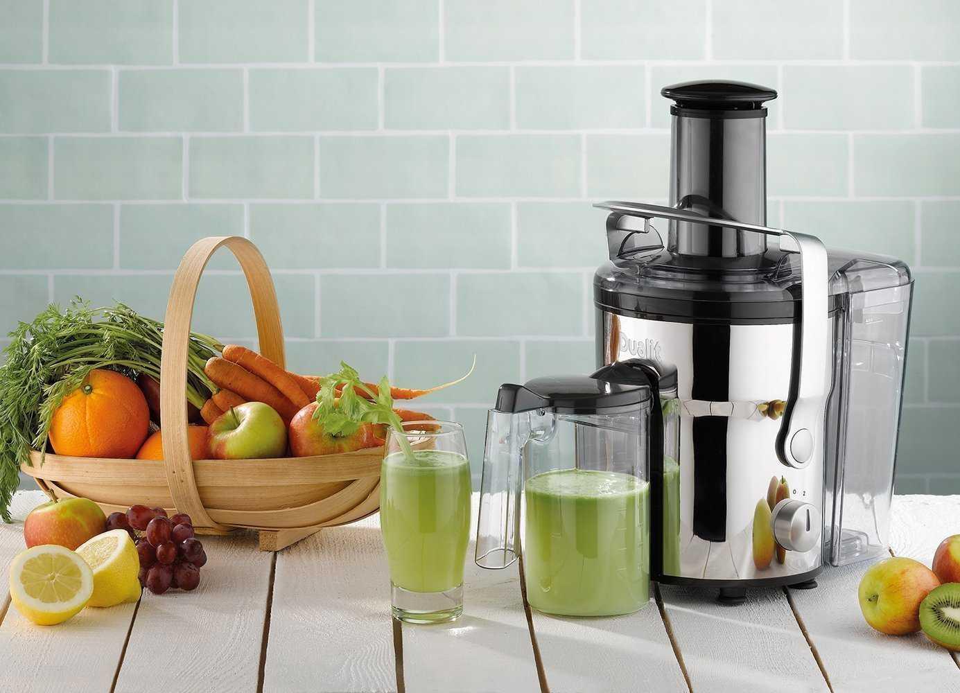 Как выбрать универсальную соковыжималку для дома для фруктов, овощей и цитрусовых