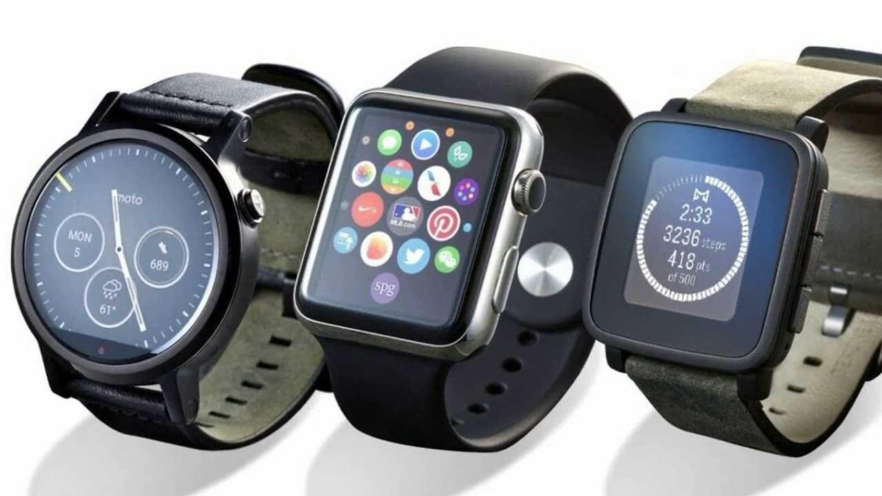 «умные» часы, которые не требуют частой зарядки