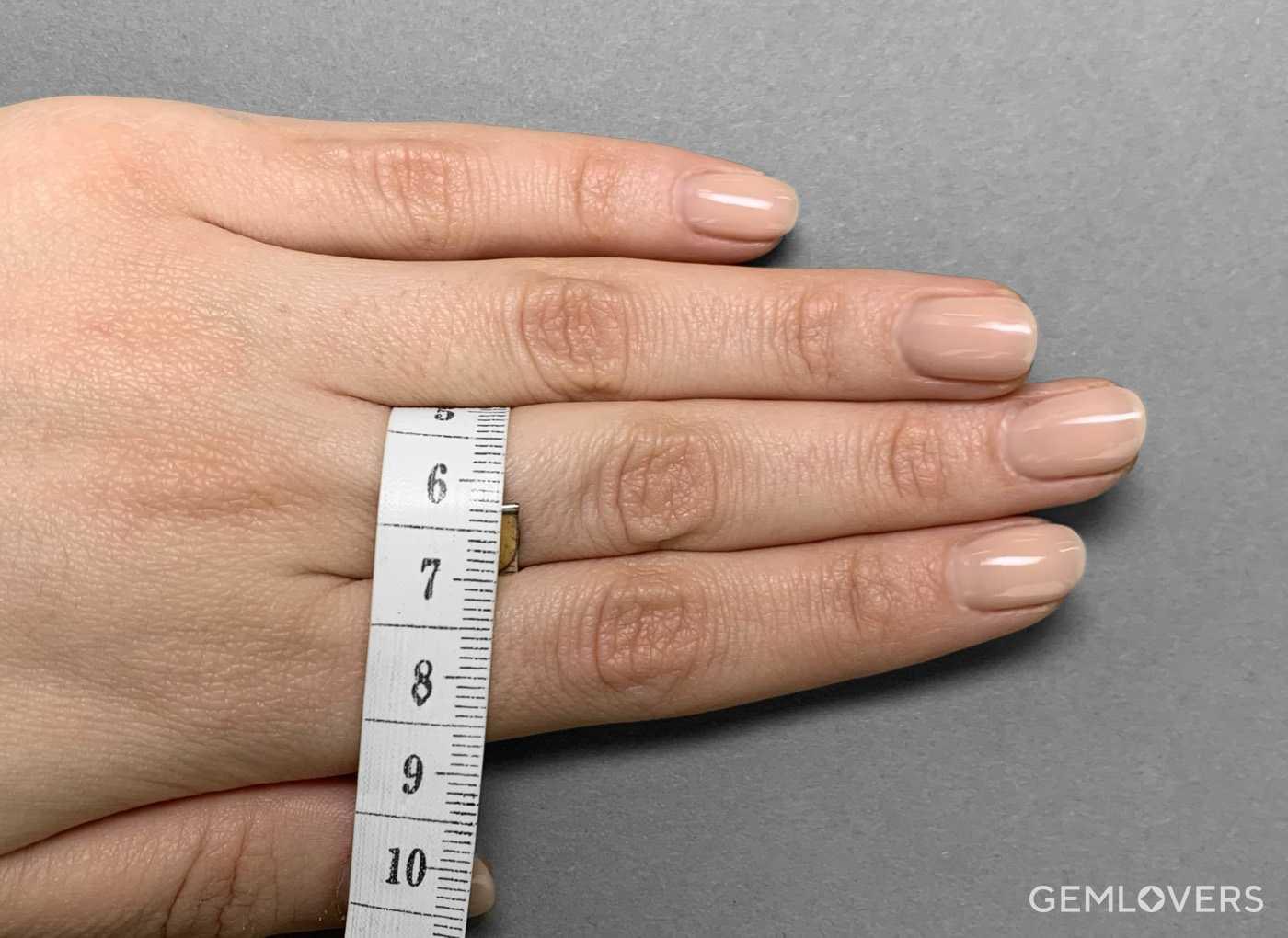 Как увеличить размер кольца?