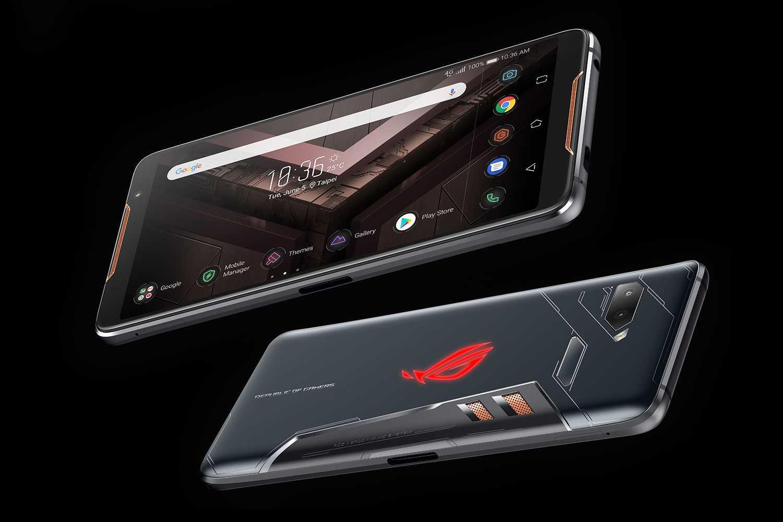 Обзор asus rog phone: настоящий игровой смартфон / смартфоны