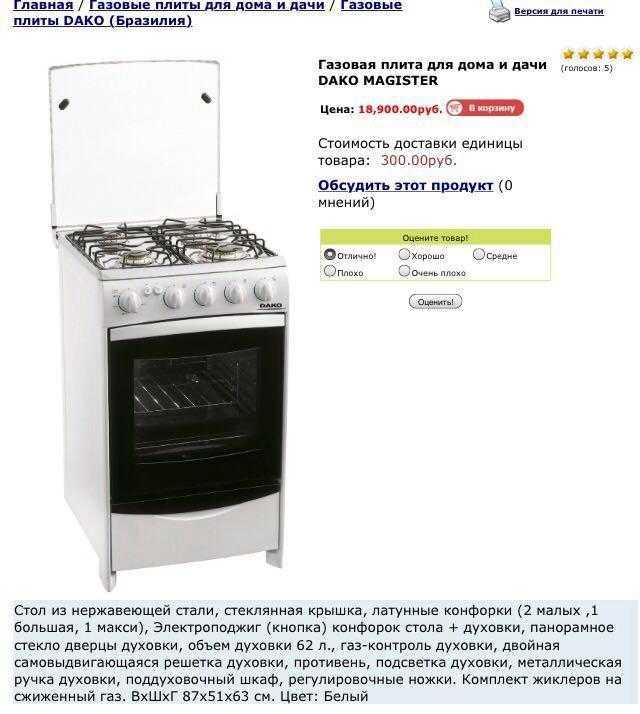 Как выбрать электрическую плиту для кухни