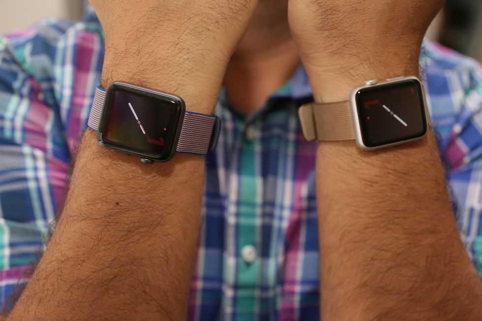 Пользуюсь apple watch series 3 в 2020 году. буду менять на se