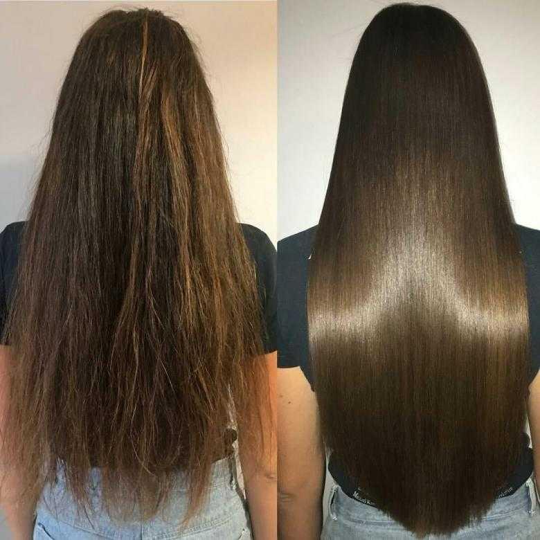 Как выпрямить волосы утюжком, феном и без них в домашних условиях :: инфониак