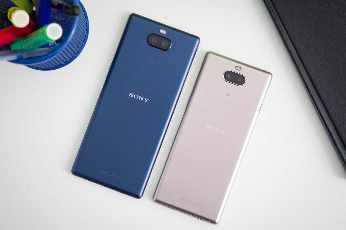 Mwc 2019: sony представила смартфоны xperia10, xperia10 plus и xperia l3
