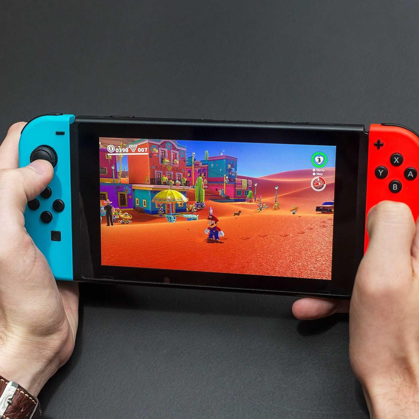 Обзор nintendo switch lite: больше не переключатель / игры