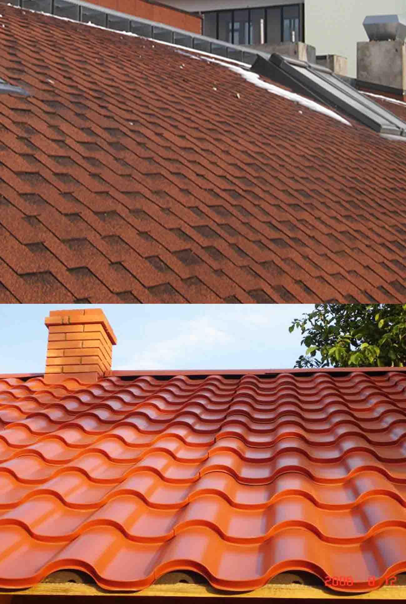Как выбрать металлочерепицу для крыши дома с долгим сроком службы