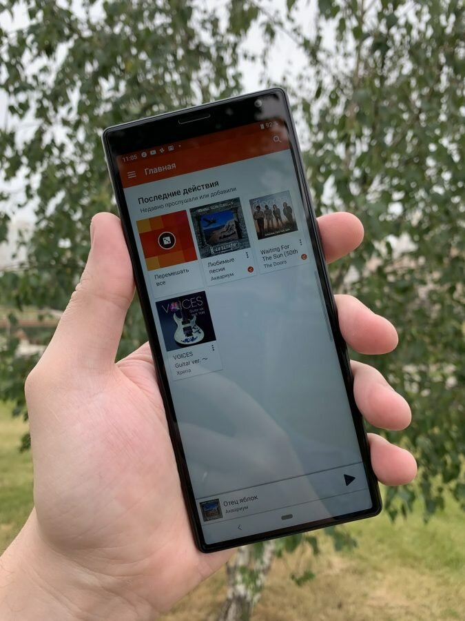 Обзор смартфона sony xperia 10 plus — wylsacom